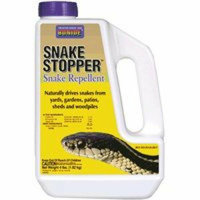 Bonide Products 875 Snake Stopper 4-Lb Granules - Each