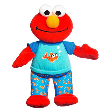 Hasbro Playskool Sesame Street Lullaby & Good Night Elmo - HASBRO, INC.