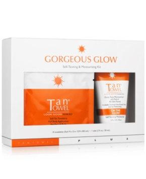 Tan Towel TanTowel Plus Gorgeous Glow Kit