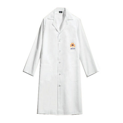 Gelscrubs NCAA Big East - Long White Labcoat