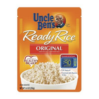 Uncle Ben's Ready Rice Original Long-Grain White Rice 8.8-oz.