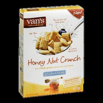 Van's Natural Foods Five Whole Grain Cereal Honey Nut Crunch