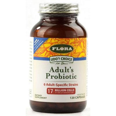 Flora - Udo's Choice Adult's Probiotic - 120 Capsules