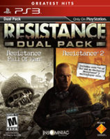 Insomniac Games Resistance Greatest Hits Dual Pack