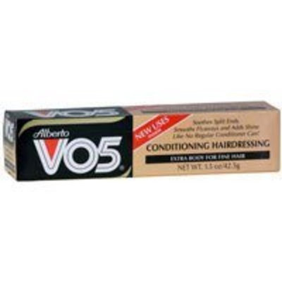 Alberto VO5 Conditioning Hairdressing - Extra Body for Fine Hair: 1.5 OZ