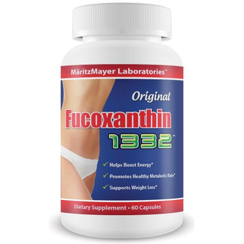 Private Label Nutraceuticals Fuco Weight-loss Supplement Fucoxanthin Fat Burning Energy Boost Capsules