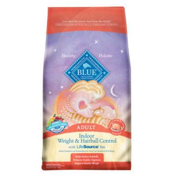 Blue Buffalo BLUETM Indoor Weight & Hairball Control Adult Cat Food