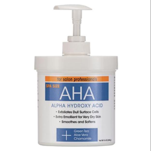 AsWeChange AHA Alpha Hydroxy Acid Cream, 16 Oz.