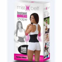 As Seen On Tv - Miss Belt BLK S/M - Instant Hourgless Shape!