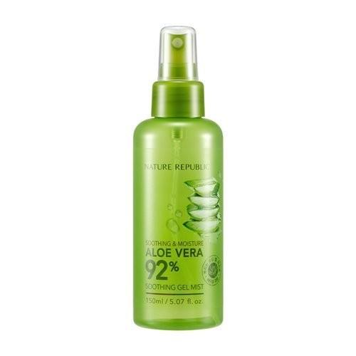 Nature Republic Soothing & Moisture Aloe Vera 92% Gel Mist