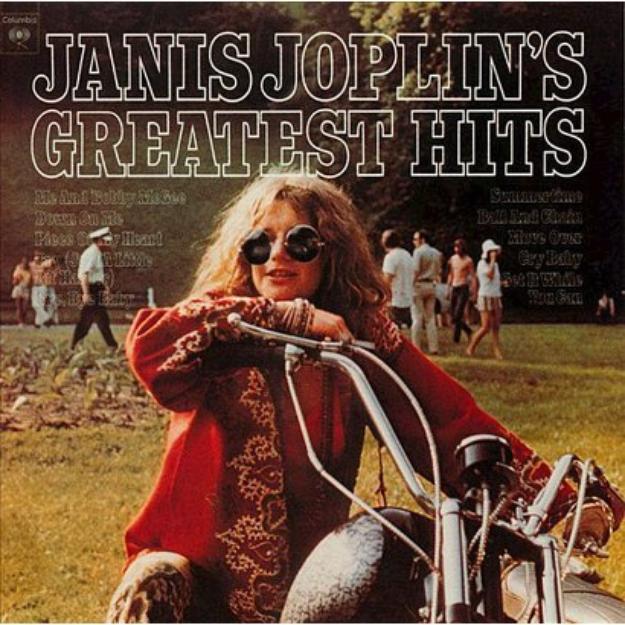 Columbia Janis Joplin - Janis Joplin's Greatest Hits [Bonus Tracks] [Remaster]