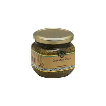 Kehe Distributors Ethnic Delights Green Olive Spread Passover, 6.7000-ounces (Pack of 6) ( Value Bulk Multi-pack)