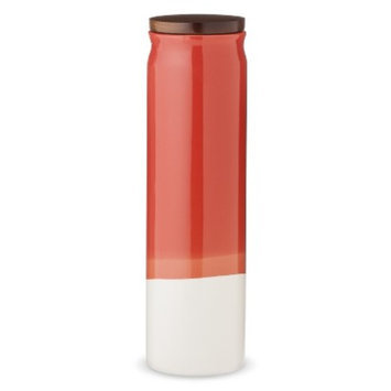 Food Storage Canister Threshold 24oz. Red