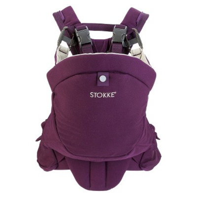 Stokke MyCarrier 3-in-1 Baby Carrier - Purple