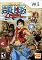 BANDAI NAMCO Games America Inc. One Piece Unlimited Adventure
