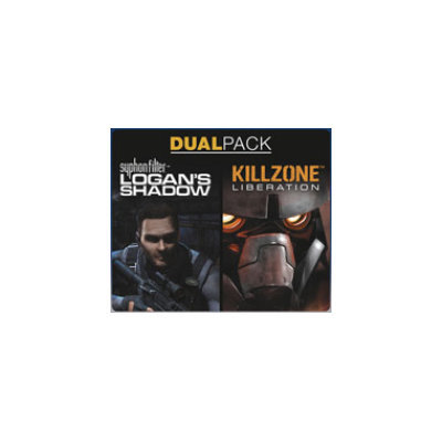 Sony Computer Entertainment PSP Game Dual Pack with Killzone Liberation and Syphon Filter: Logan's Shadow DLC