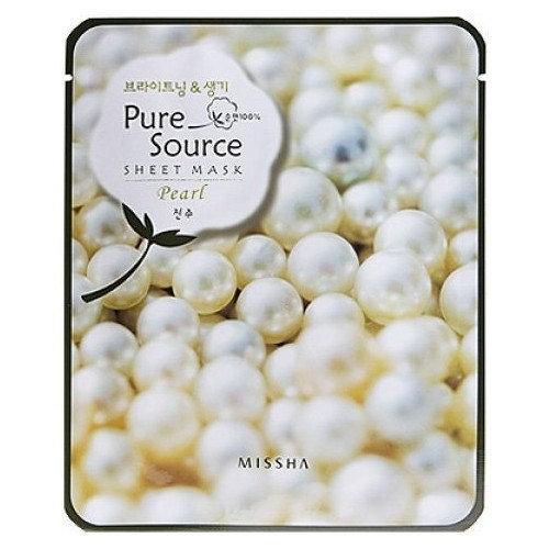 Missha Pure Source Sheet Mask Pearl