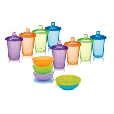 Munchkin 17-Piece Affordable Feeding Set