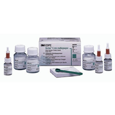 Ketac-cem Cement Espe Triple Pack Dental 3m Cement