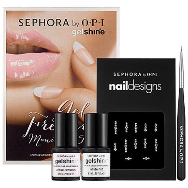 Opi Powder Nail Polish Kit: SEPHORA By OPI Gel French Manicure Kit Reviews 2019