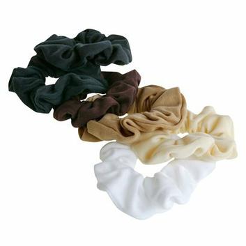 Goody 6Ct Jersey Scrunchies