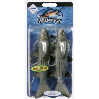 Williamson Lures Live Mullet Trolling Lure