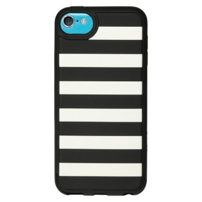 Agent 18 Agent18 iPod Touch 5th Generation Case Stripe - Black/White
