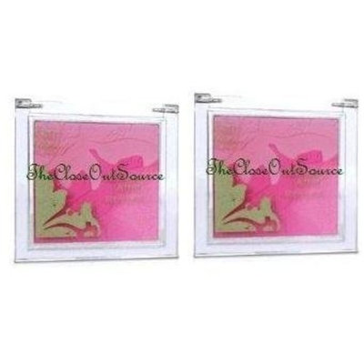 Butterfinger Bb's Revlon's Limted Edition Floral Affair Sheer Powder Blush #465 Pinking of You (Qty, Of 2)