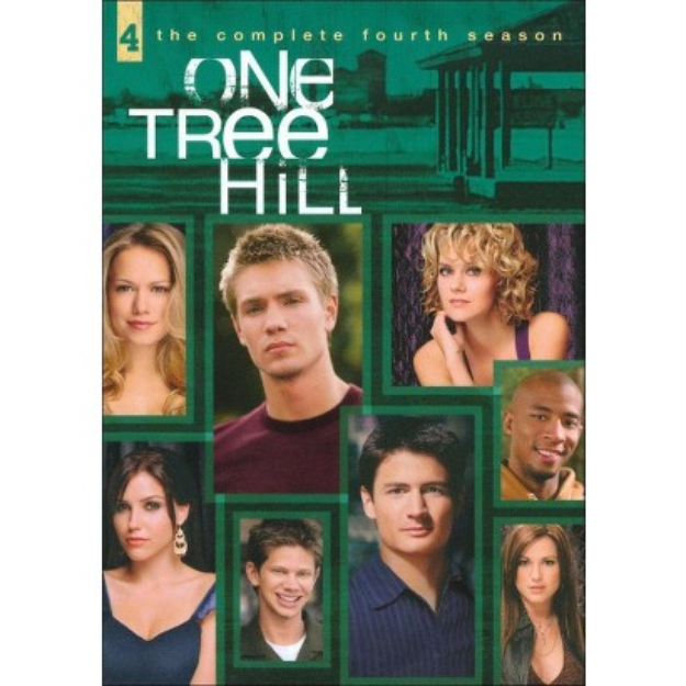 Warner Brothers One Tree Hill: The Complete Fourth Season Dvd from Warner Bros.