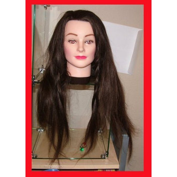 Mannequin Head 100%real Long 24