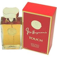 Touch By Fred Hayman For Women. Eau De Toilette Spray 3.4 Ounces