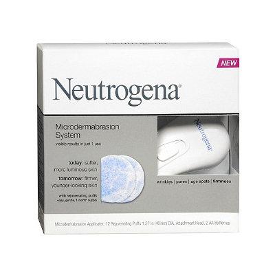 Neutrogena Microdermabrasion System Puff Refills