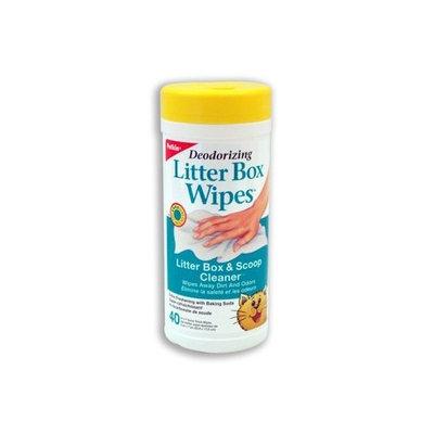 Petkin Litter Box Wipes-40 Wipes