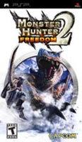 Capcom Monster Hunter Freedom 2