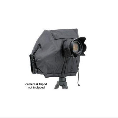 Matin All Weather DSLR Digital SLR Camera Protection Cover (Black)