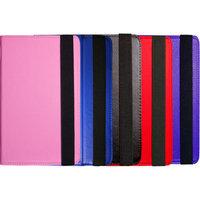 Visual Land Prestige 10 Folio Tablet Case (Red)