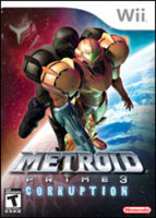 Nintendo Metroid Prime 3: Corruption