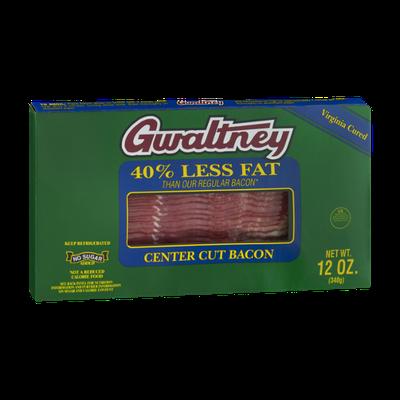 Gwaltney Bacon Center Cut