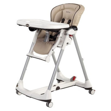 Prima Pappa Best High Chair - Cappuccino by Peg Perego