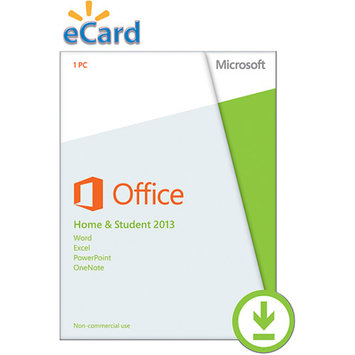 Microsoft Office Home Student 2013 Spanish (Email Delivery)