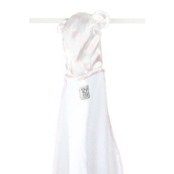 Little Giraffe Chenille Lollipop Towel with Ears, 41