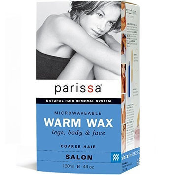 Parissa Warm Wax, 4 Fluid Ounce