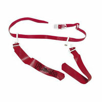 Sport Supply Group Inc Scarlet Sonic Boom Flag Belt - 52