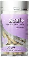 Delta Labs Acai+ 60 Capsules - Vitamins / Minerals