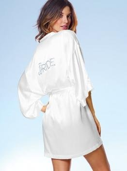 Victoria's Secret Bride Robe
