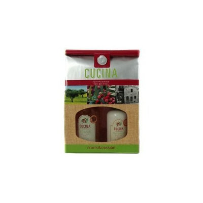 Fruits & Passion Cucina Risotto Hand Soap and Hand Cream Duo, Pink Pepper and Anise
