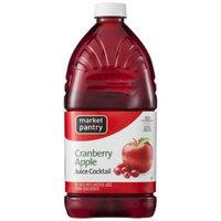 market pantry Market Pantry Cranberry Apple Juice Cocktail 64-oz.