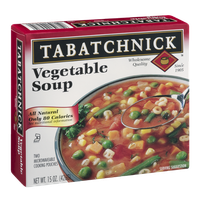 Tabatchnick Vegetable Soup
