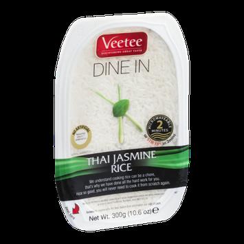 Veetee Dine In Thai Jasmine Rice
