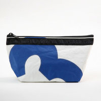 Ella Vickers Personal Zippered Sailcloth Bag HHK0KIFRV-1614